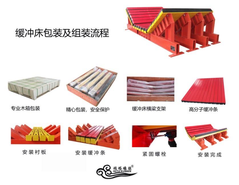 复合式缓冲床  皮带机缓冲床图纸示例图17