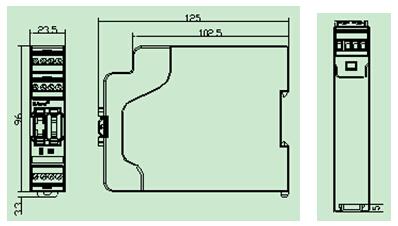 断相保护电动机保护器 安科瑞ARD2-5 马达保护器 启停过载超时低压示例图39