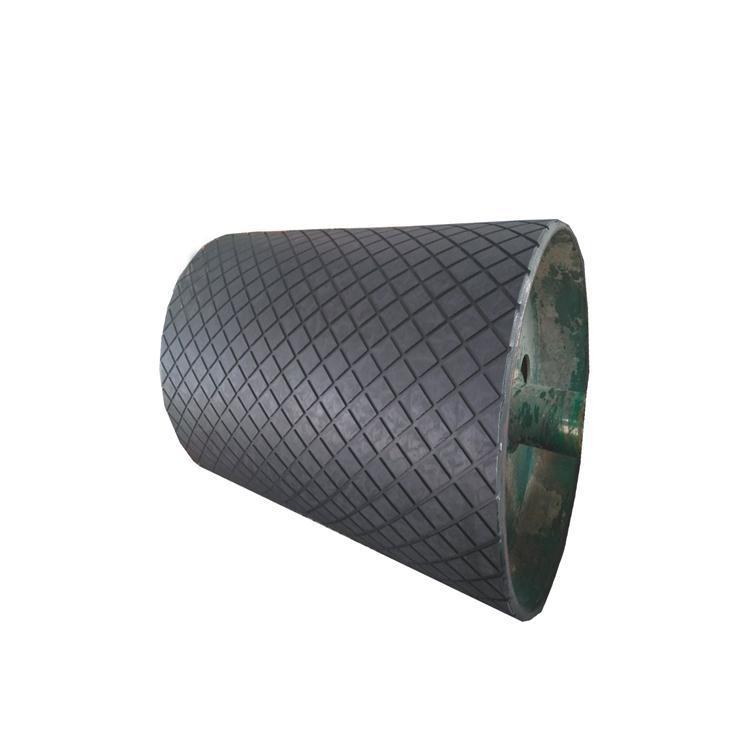 滚筒包胶耐磨菱形胶板平面胶板规格示例图6