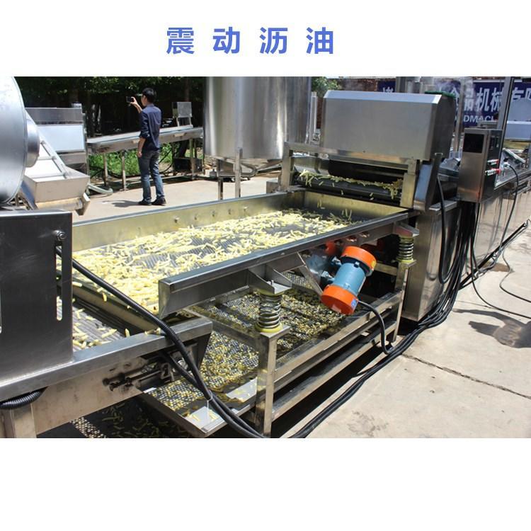 利杰LJ薯片生產線  薯片加工設備 薯片機  薯片生產設備  薯片油炸生產線薯片薯條加工設備薯條薯片生產線全304不銹剛示例圖9