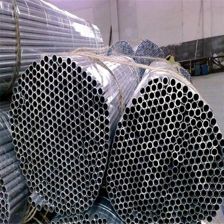5052防锈抛光铝管 5052镜面铝板 5052导电铝棒示例图4