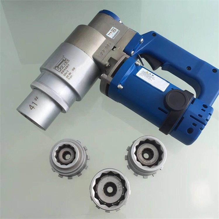 悍博扭剪型电动扳手 扭剪型高强螺栓电动扳手 扭剪螺栓扳手电动扳手示例图2