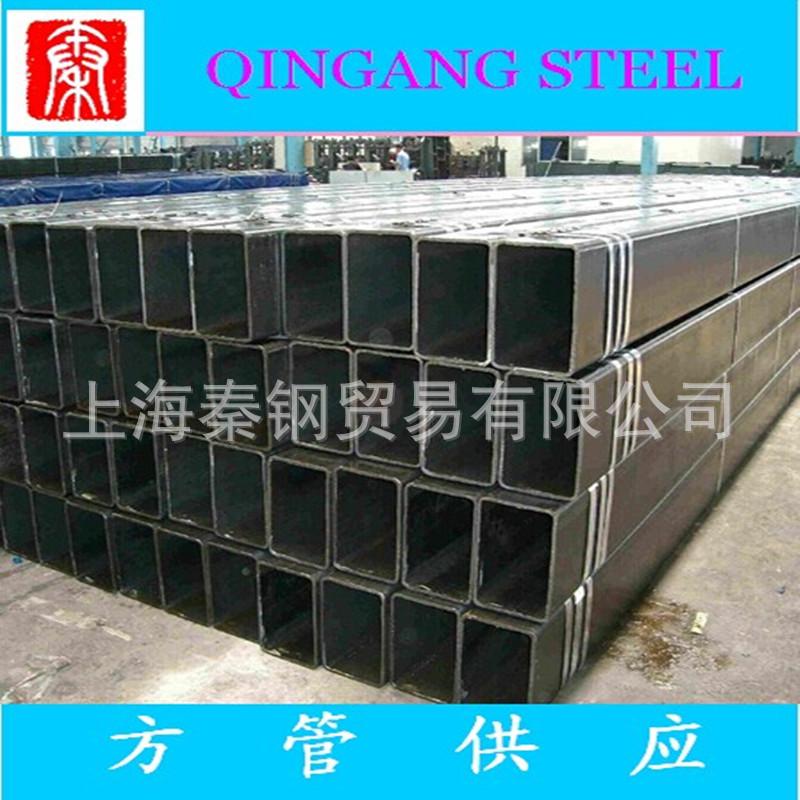 无缝方管16Mn20号矩形管 Q345B铁方管14080锰钢方管方通管14070示例图5