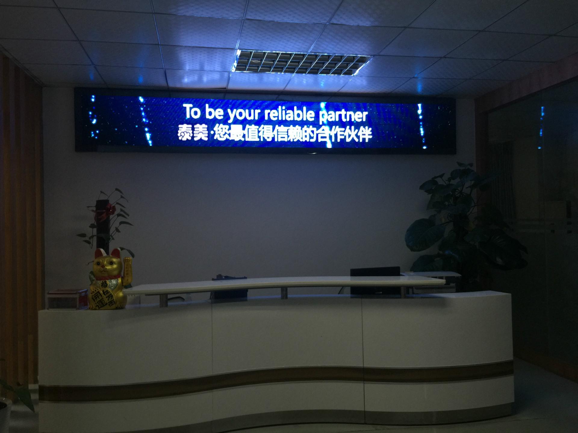 工厂直销LED显示屏高清室内全彩LED显示屏 P3led广告显示屏示例图26