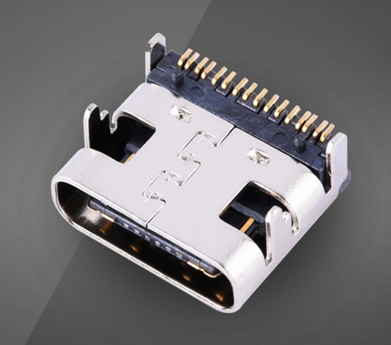 11:USB TYPE C 16PIN母座 大电流快充.jpg