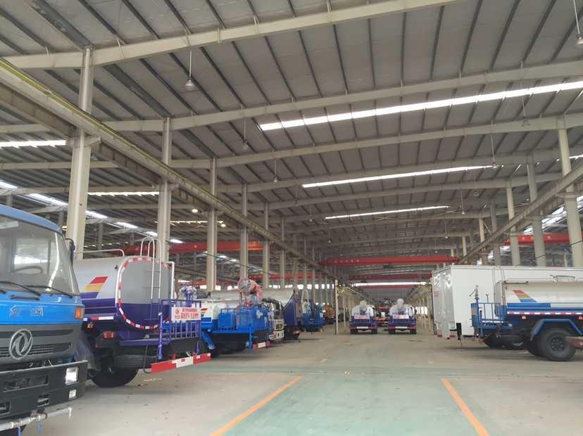 国六福田祥菱冷藏车 3米1货厢冷藏车 小型冷藏保温车 厢式货车示例图17