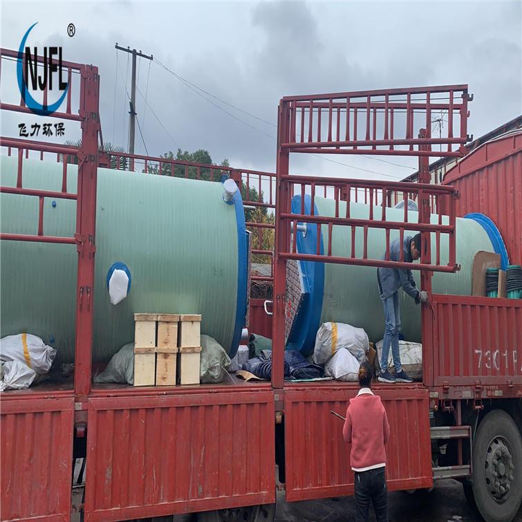 南京飞力环保供应出售一体化污水提升泵站示例图6