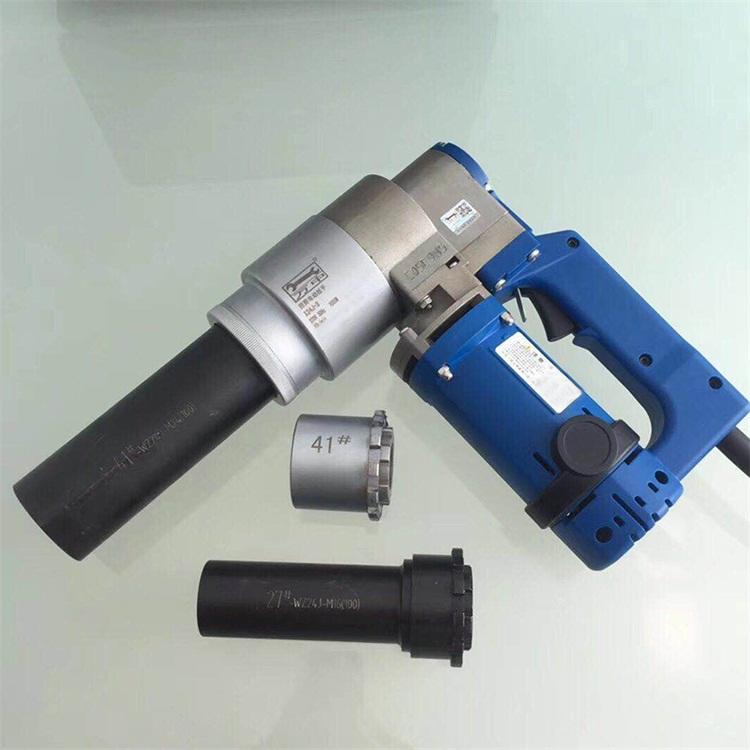 悍博扭剪型电动扳手 扭剪型高强螺栓电动扳手 扭剪螺栓扳手电动扳手示例图1