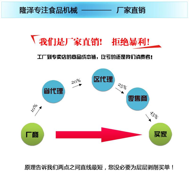 爆米花机器厂家直销 大型爆米花流水线示例图12
