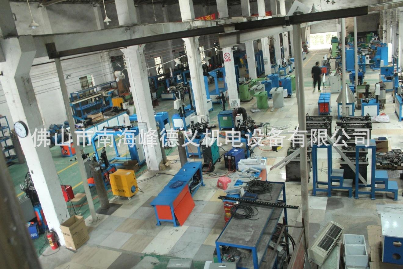 厂家热卖DTN-35KVA数控气动交流点焊机  自动不锈钢碰焊机示例图11