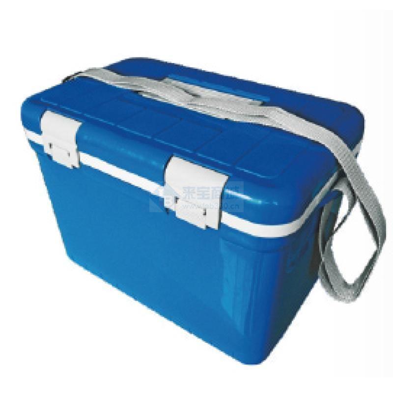酷美便携式冷藏箱供应 KM-20医用便携式冷藏箱 耐磨耐腐蚀示例图1