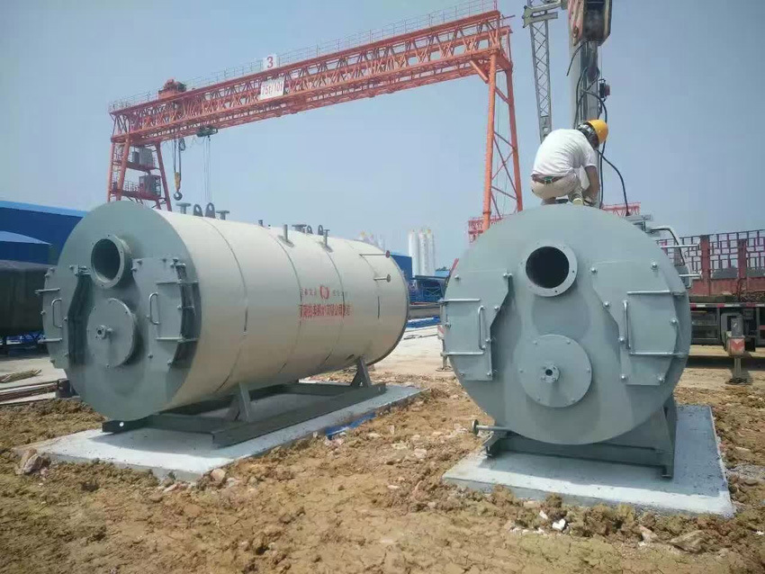 燃气导热油锅炉_就选河南工业锅炉热丰有限公司示例图5