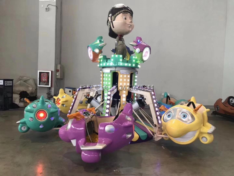 2020大洋游乐重磅推出儿童战火金刚机器人  广场火爆可乐侠机器人示例图29