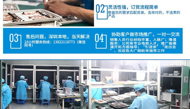 工厂定制手机摄像头模组 500万高清FPC/MIPI扫码/手机摄像头模组示例图8