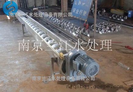水平螺旋输送机,螺旋输送压榨一体机示例图10