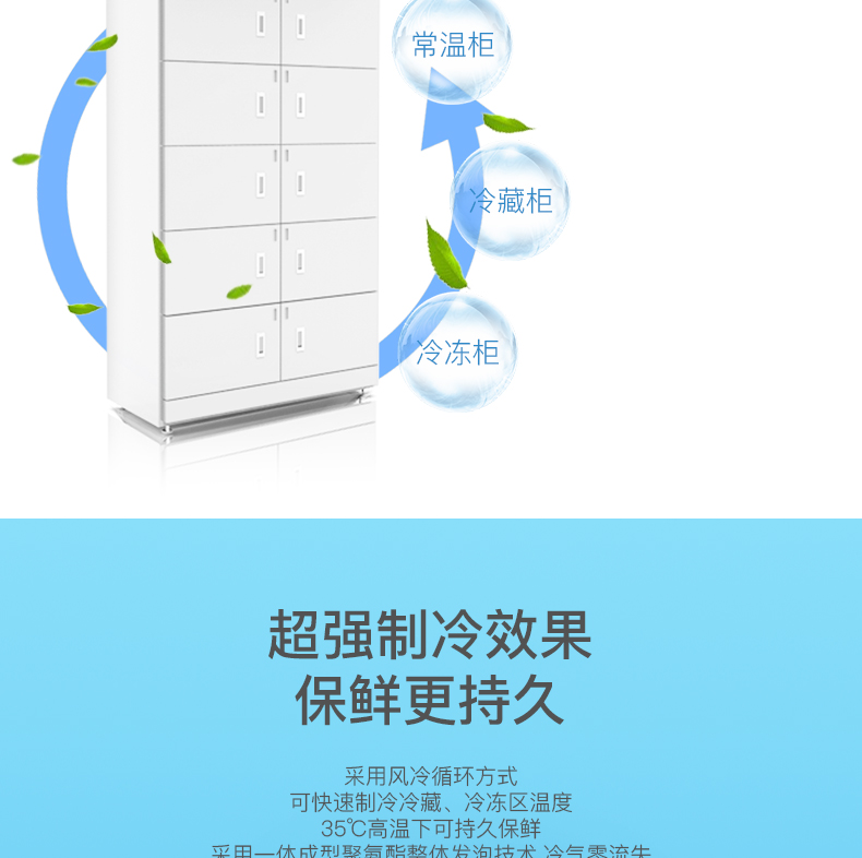 北京生鲜自提柜 智能柜 智能自提柜 厂家直销 售后无忧示例图8