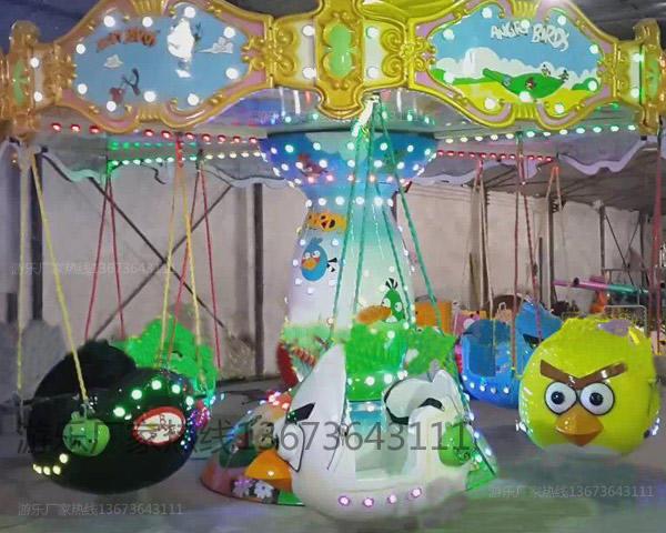 儿童游乐设备桑巴气球 厂家直销 郑州大洋8臂桑巴气球公园游乐示例图56