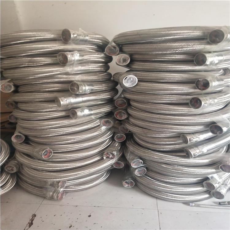 弘创厂家供应dn100挠性金属软管 天然气金属软管 dn100金属波纹管 质量好示例图5