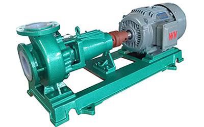 IHF-J氟塑料離心泵