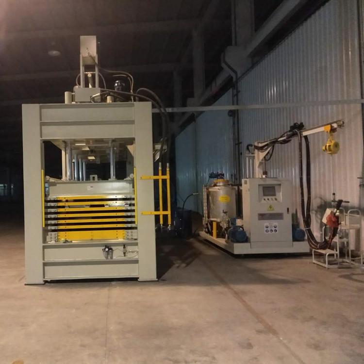 亨力特HLT3248-120T聚氨酯發泡層壓機,熱壓機尺寸非標可以定制示例圖13