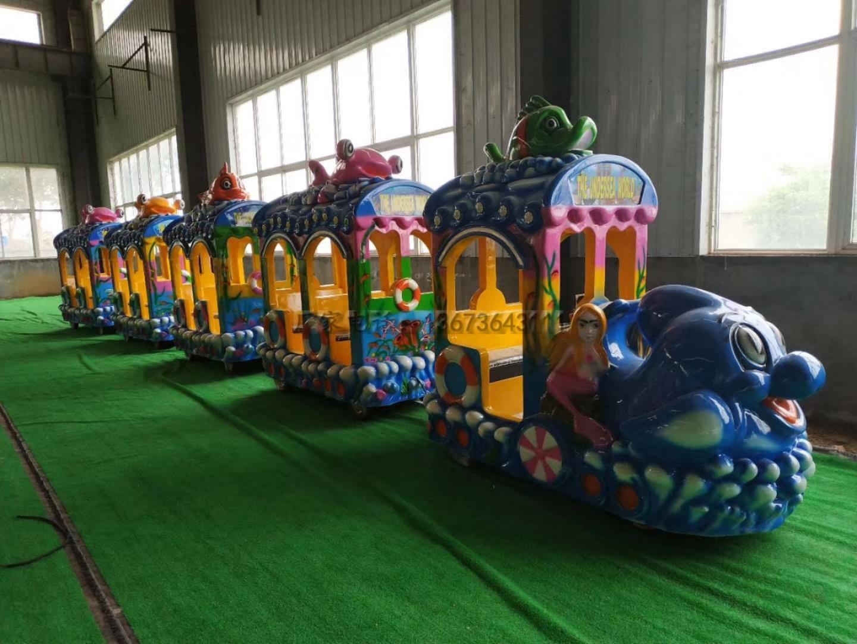 大洋游乐设备5臂旋转大章鱼  厂家直销现货供应30座旋转大章鱼示例图33