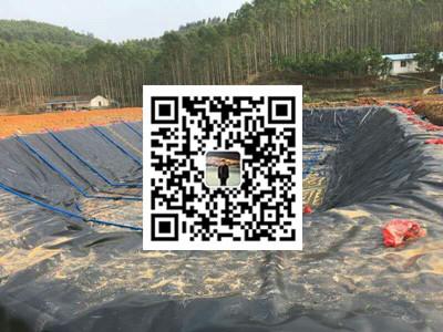 南宁市养猪场黑膜沼气池施工公司  沼气池设计  沼气池安装示例图4