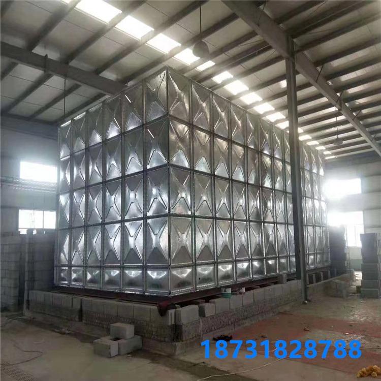 搪瓷水箱 地埋水箱 熱水器搪瓷水箱 河北厚諾生產廠家  型號齊全