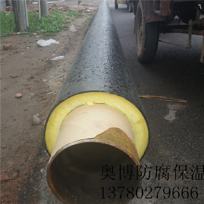 现货供应 聚乙烯夹克管 高密度聚乙夹克管 批发 聚乙烯外护管示例图15