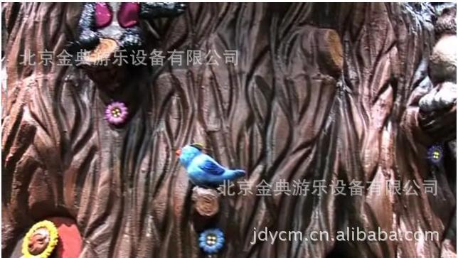 儿童游乐设备 北京游乐设备厂家直销 神奇树屋示例图4