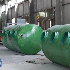供應玻璃鋼儲罐 立式容器 玻璃鋼大型儲罐  玻璃鋼化糞池 酸堿儲罐