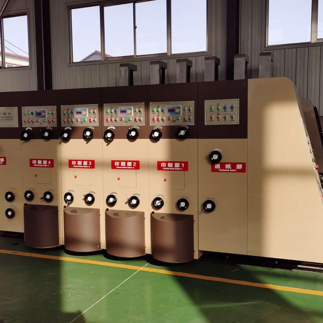匯邦   紙箱水墨印刷機   紙箱印刷機 印刷開槽模切機 紙箱機械 紙箱設備 高清高速機