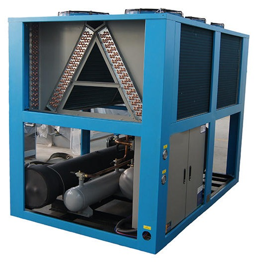 HLA225 風冷式冷水機 低溫冷水機風冷式螺桿冷水機 直銷品質 全國維保
