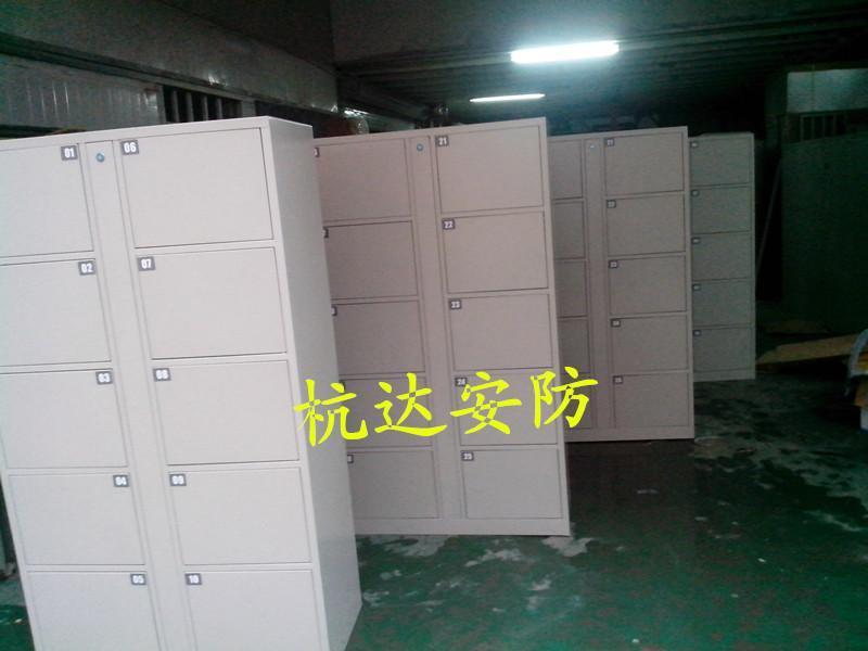 厂家供应杭达指纹手机柜指纹存包柜 电子寄存储物柜1800*1300*280示例图12