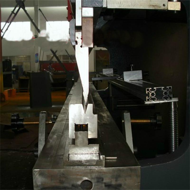 民泰厂家专业生产标准 数控折弯机模具 单面避位尖刀 折弯机常用数控刀具 无痕模