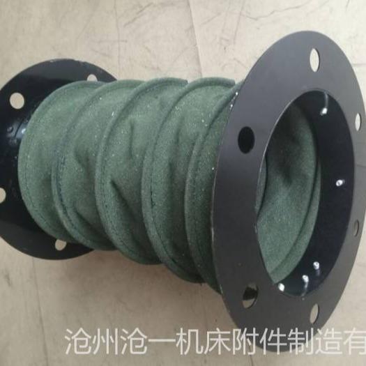 滄一制造設備通風軟連接風道口帆布管出風口軟接頭