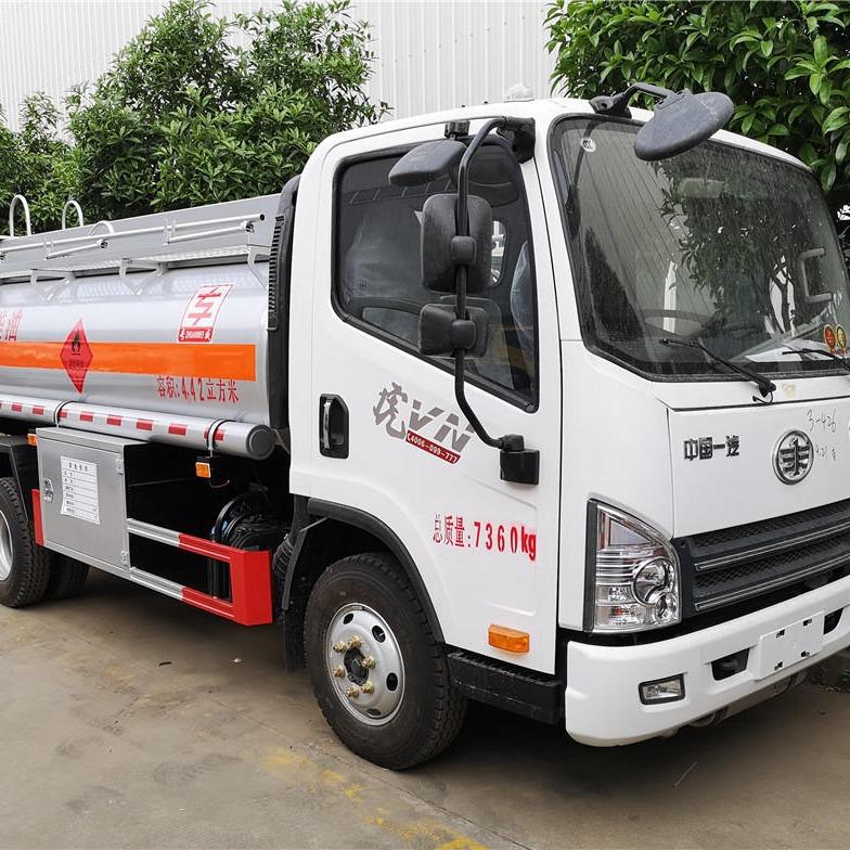 全新解放5噸加油車廠家直銷       解放5噸油罐車價格