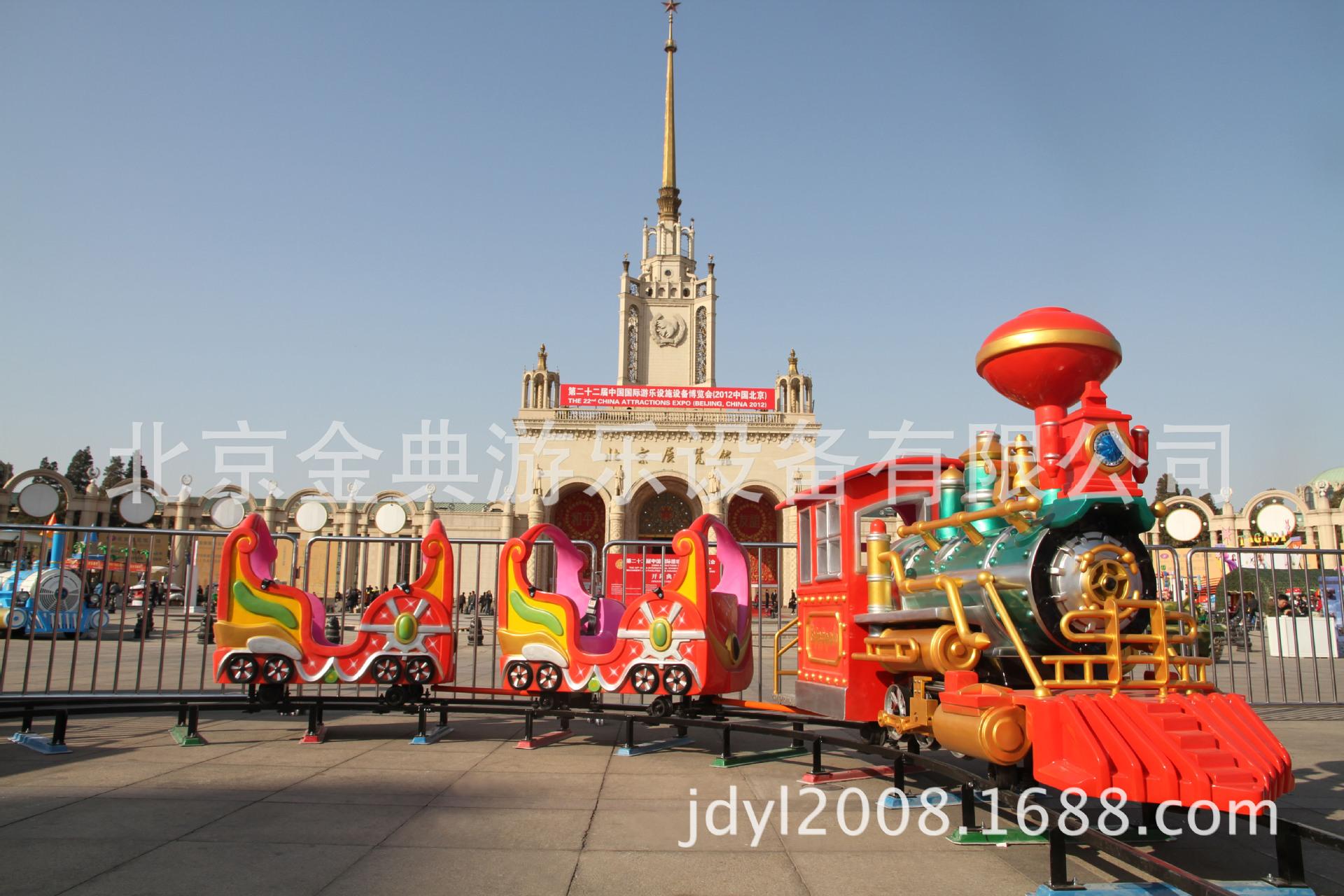 儿童小火车 儿童游乐设备示例图5