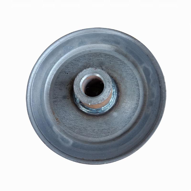 厂家直销劈开式皮带轮 单槽A型直径100皮带轮尺寸精准质量过硬示例图4