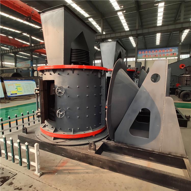 煤矸石破碎機產量 800制沙機 鄭州璽隆 數控制砂機