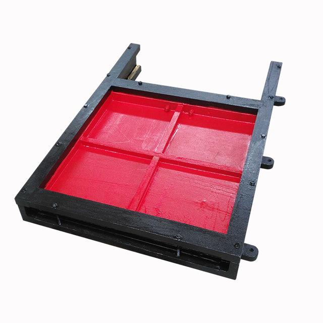 大量批發鑄鐵閘門 各種款式渠道鑄鐵閘門 耐腐蝕閘門