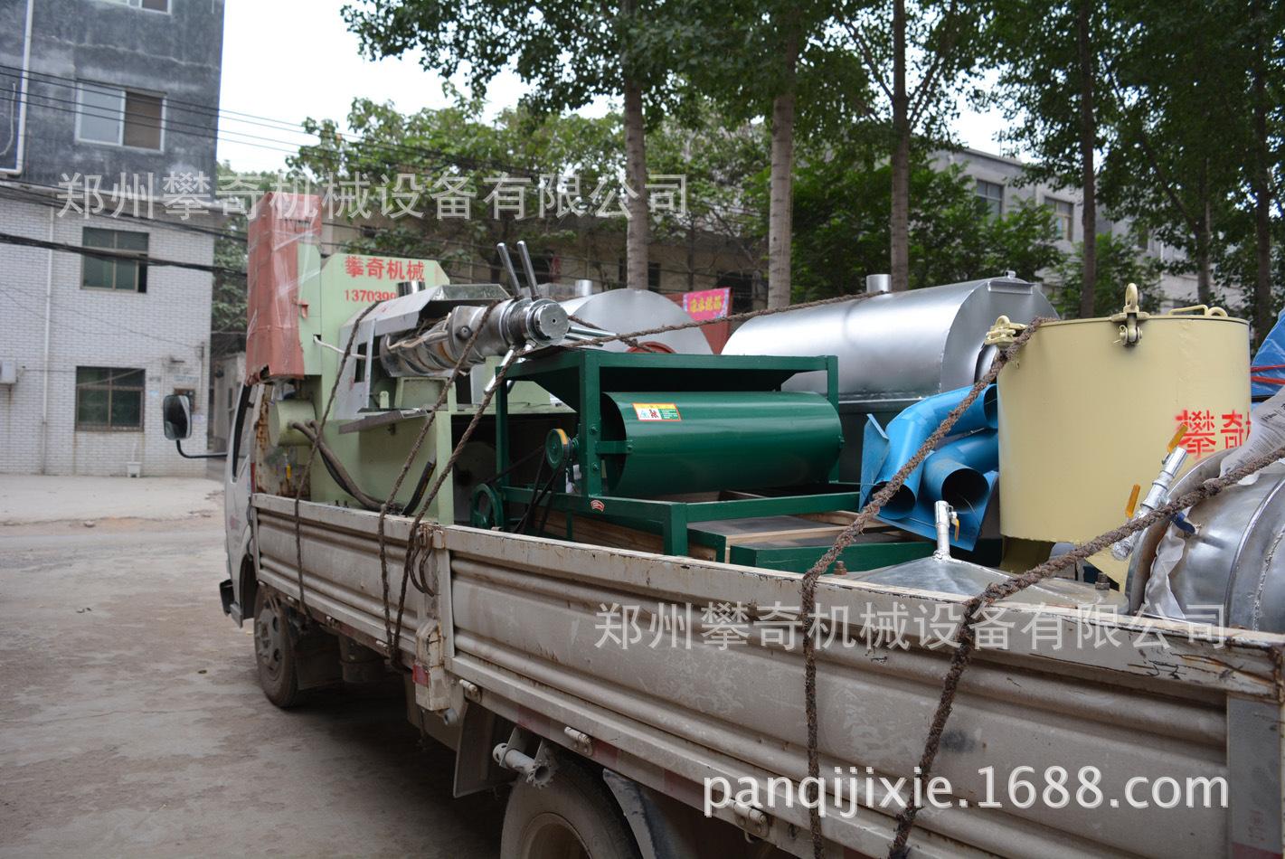 推荐高产量榨油机螺旋榨油机全自动榨油机设备示例图9