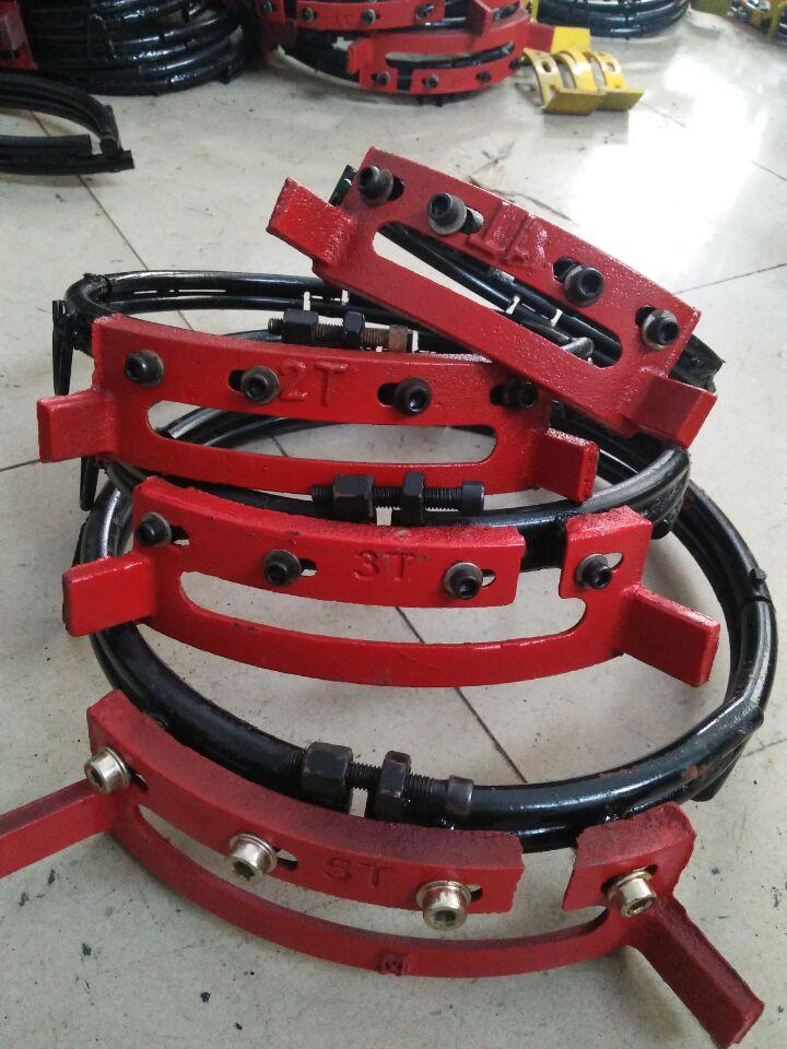廠家直銷電動葫蘆導繩器, 排繩器 ,優質耐用起重機導繩器