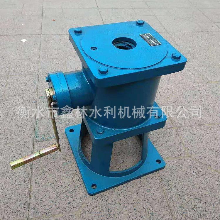 【鑫林】廠家直供手電螺桿啟閉機 手搖啟閉機 可加工定制示例圖5