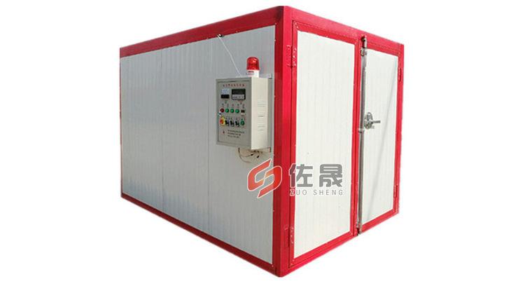 廠家銷售環保高溫烤漆房固化房 支持定制高溫烤漆房示例圖5