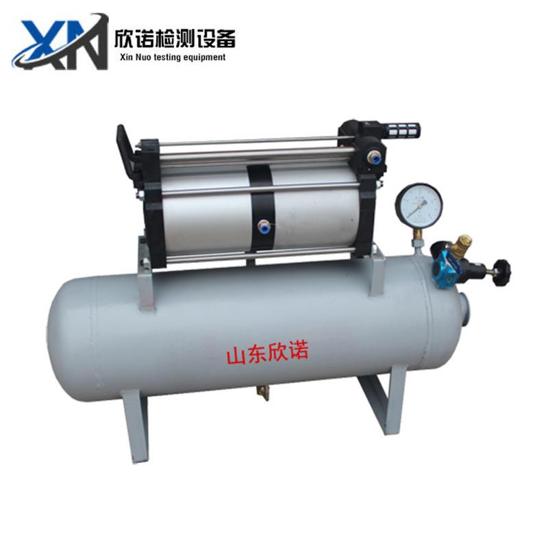 厂家直销 空气增压系统装置 质量保证 空气增压泵 气体增压系统示例图8