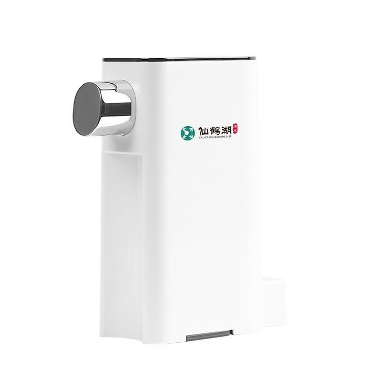 紅素廠家直銷口袋飲水機小型3秒速熱開水機便攜即熱式飲水機 50件起訂不單獨零售