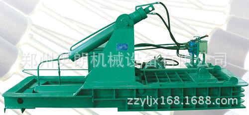 安装方便卧式200型液压金属打包机自动铁屑钢筋头液压压块机示例图16