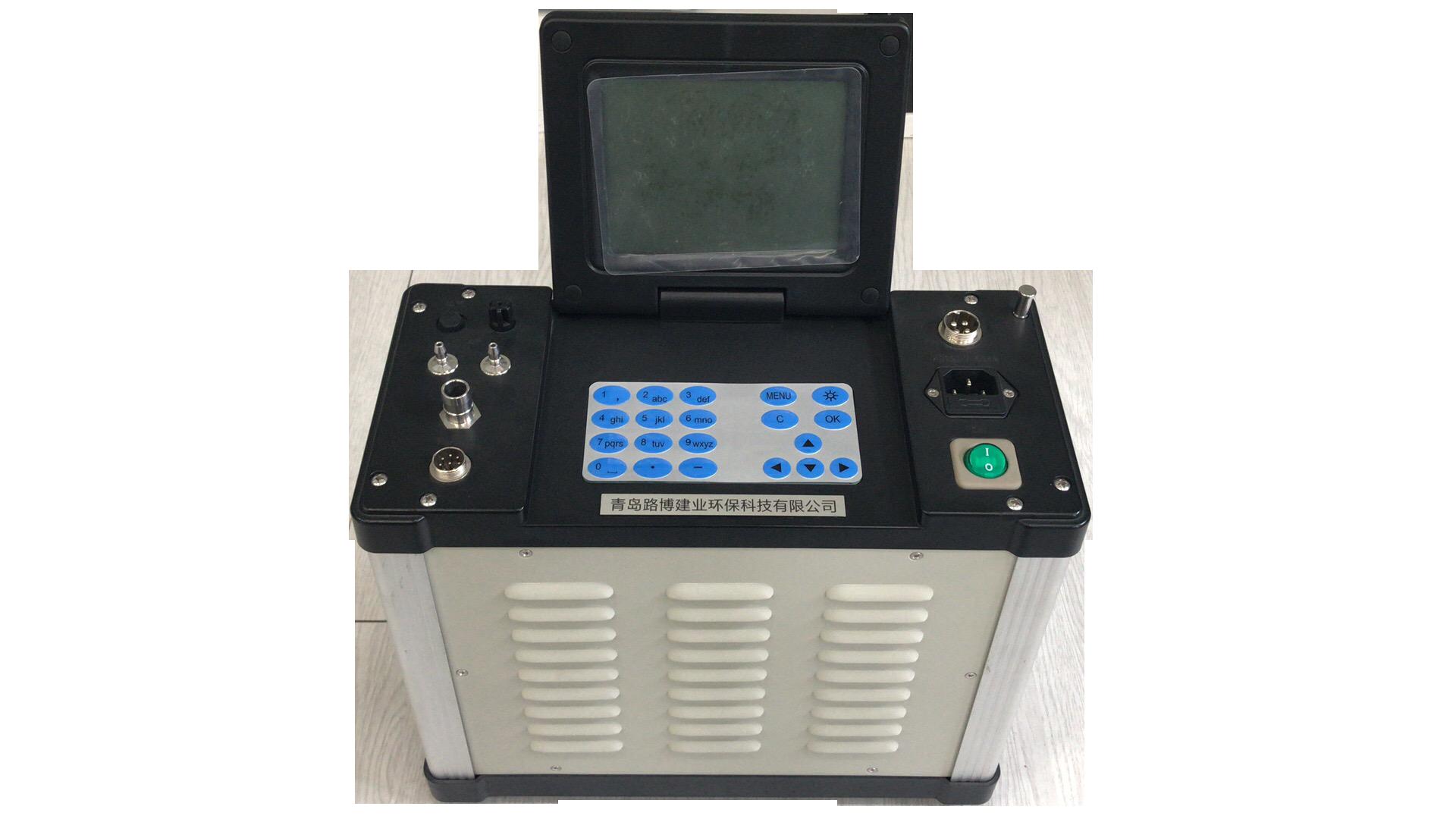 LB-70C型低浓度自动烟尘烟气检测仪示例图1