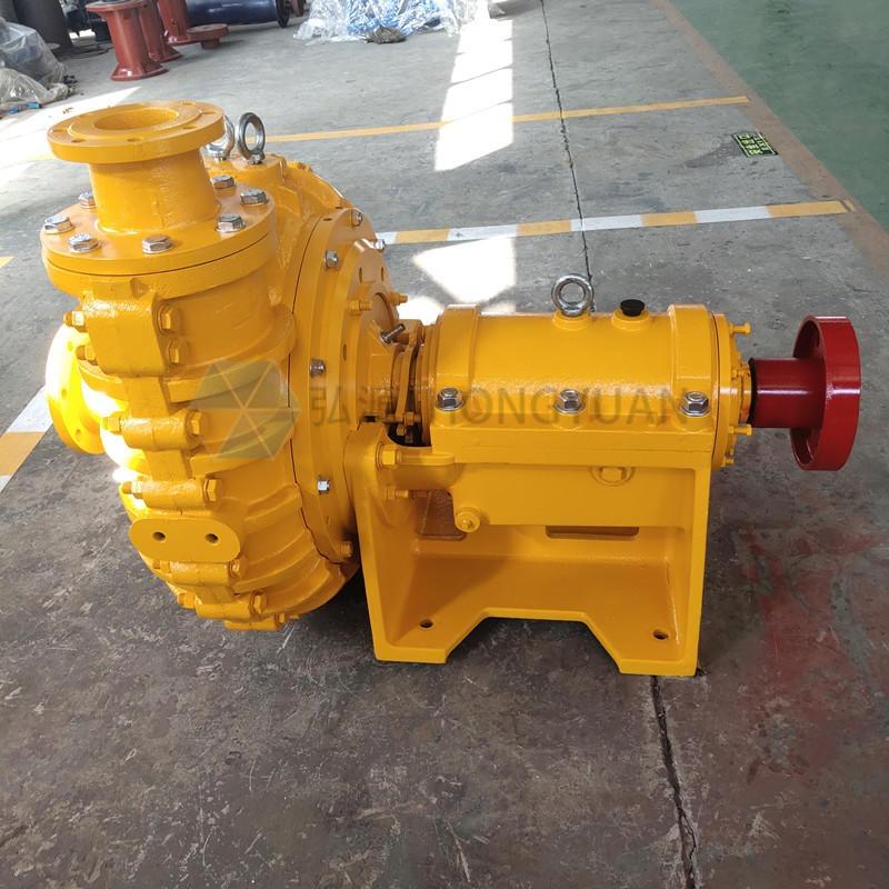 河北弘源 碳化硅陶瓷渣浆泵 150ZJ-I-A70尾矿输送泵 使用寿命长 厂家直销