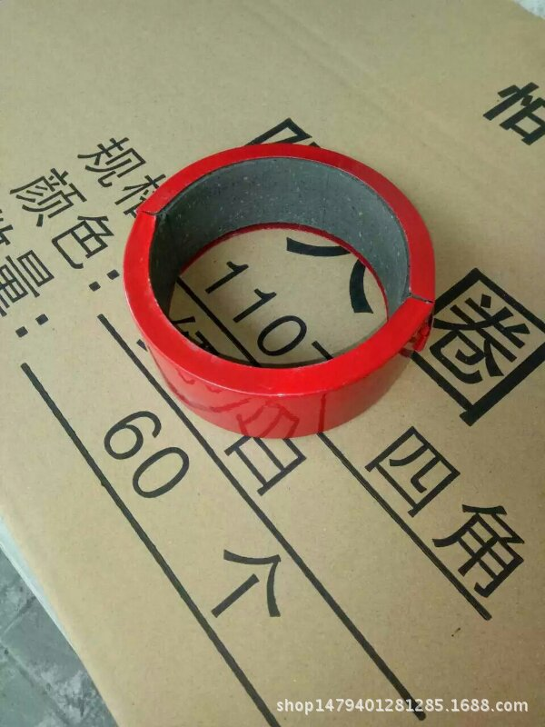 优质管道阻火圈 国标110 dn160防火圈 消防管道阻火圈 质量保证示例图5